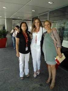 Con Rita Russo e AnnaRita Veardo
